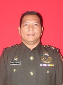 Mayor Chk Dandi A. Sitompul, S.H.