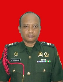 Kapten Chk Samsul Hadi, S.H.