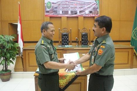 Dilmil Jakarta memperoleh Akreditasi A