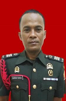 Kapten Chk Nurdin Rukka S.H.