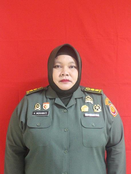 Letkol Chk (K) Kus Indrawati, S.H., M.H.