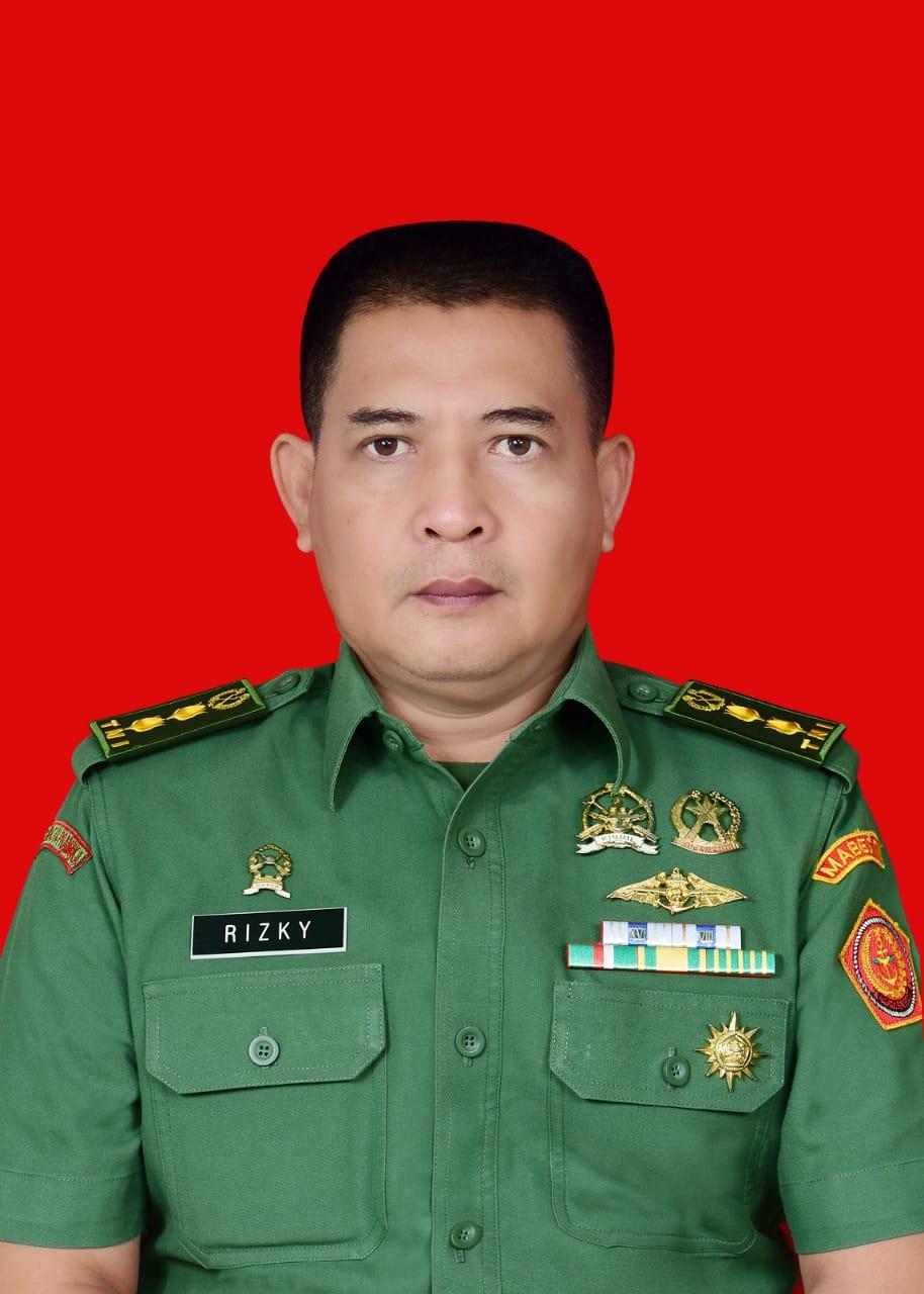 Letkol Chk Rizki Gunturida, S.H., M.H.